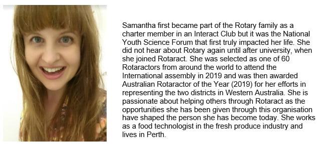 Samantha Fewster Exec